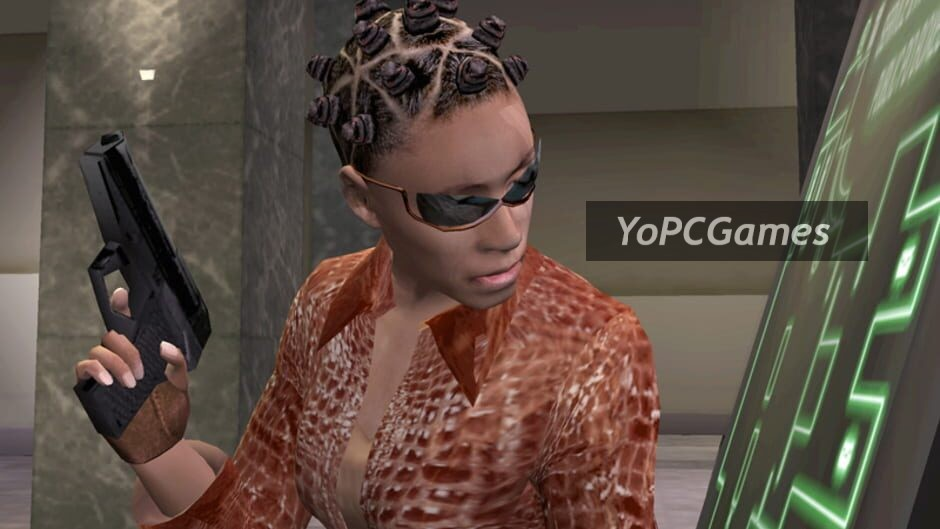 enter the matrix screenshot 1