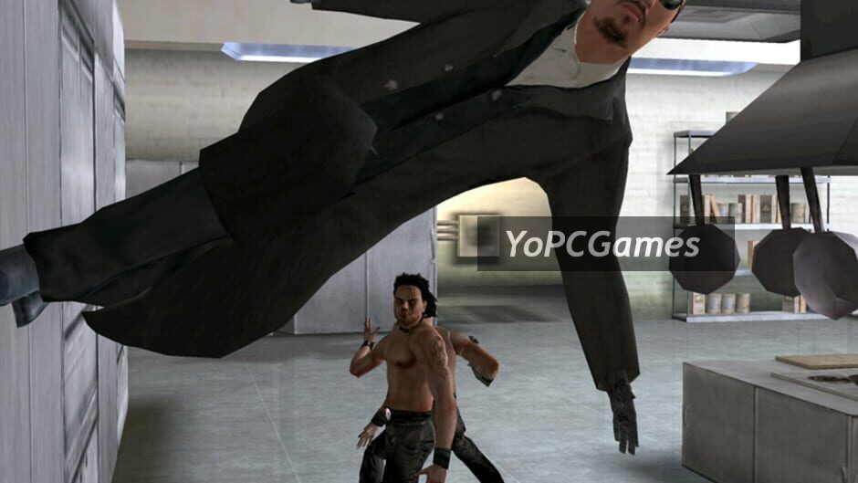 enter the matrix screenshot 4
