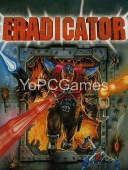 eradicator poster