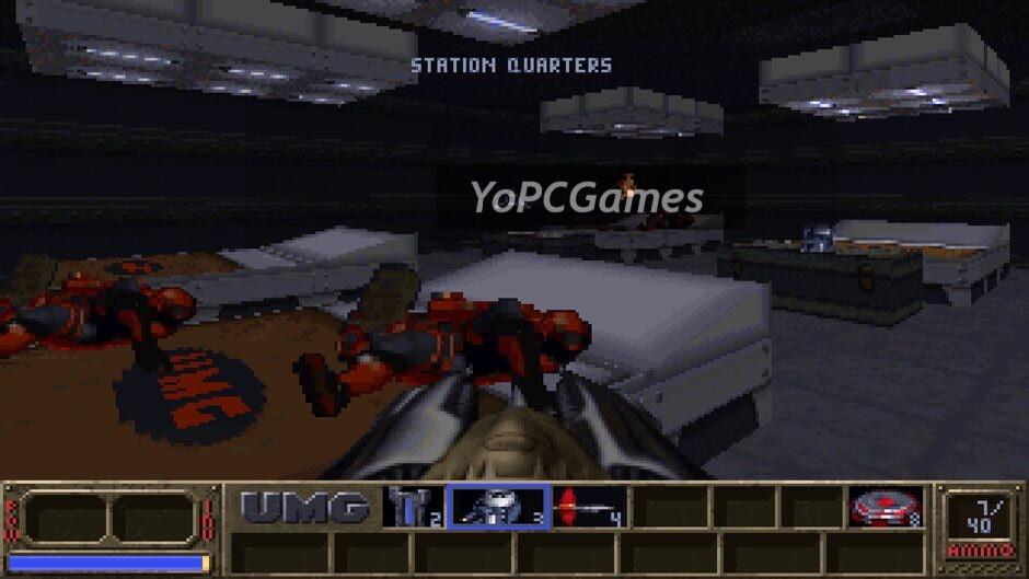 eradicator screenshot 2