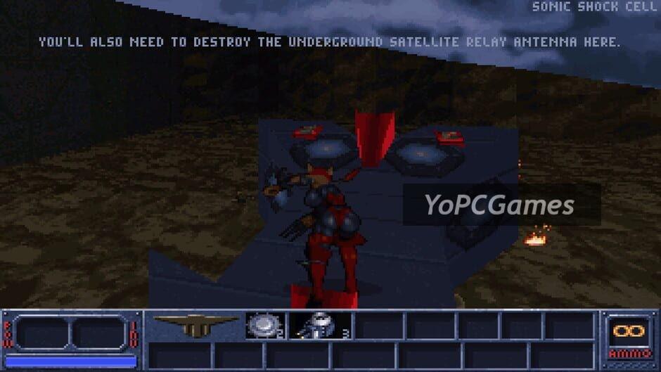 eradicator screenshot 4