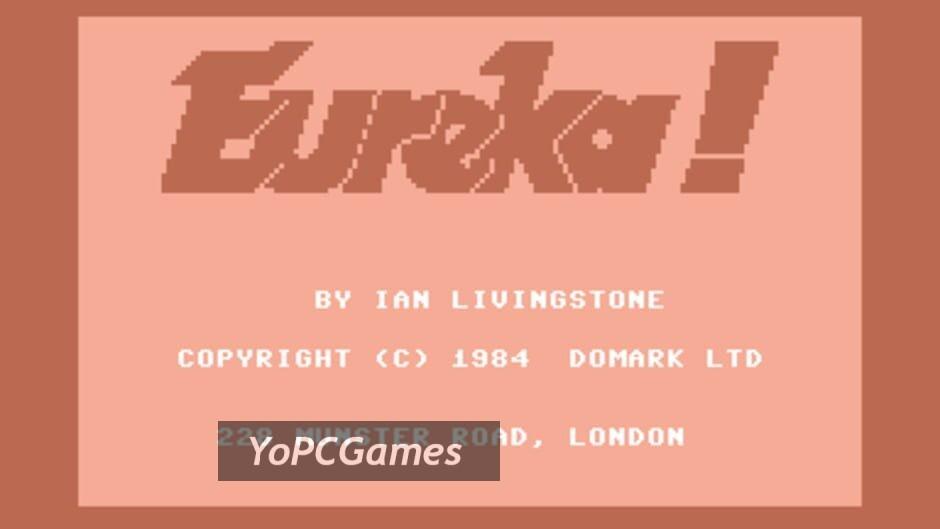 eureka! screenshot 1
