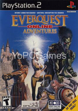 everquest online adventures for pc