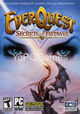 everquest: secrets of faydwer for pc