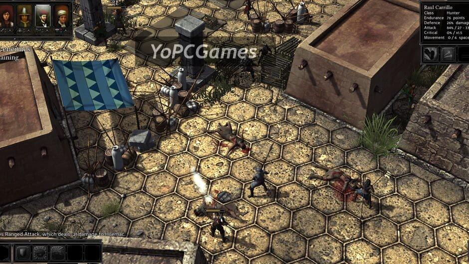 expeditions: conquistador screenshot 3