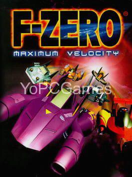 f-zero: maximum velocity pc game