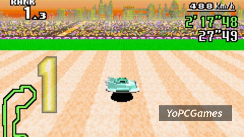 f-zero: maximum velocity screenshot 3