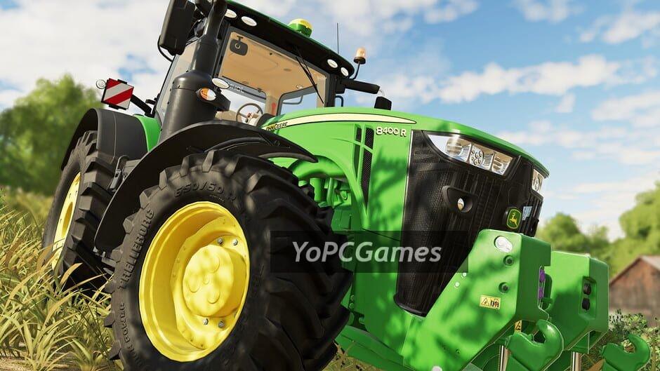 farming simulator 19 screenshot 2