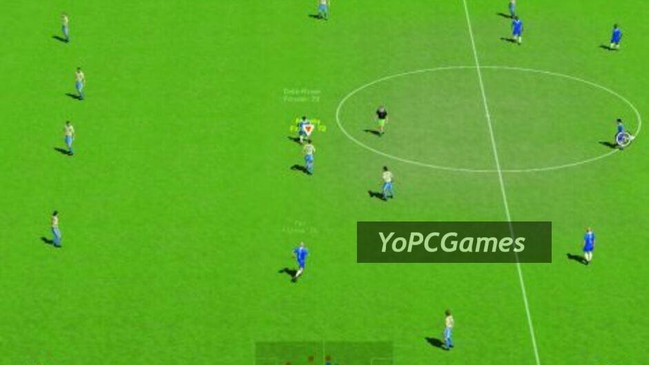 fifa manager 08 screenshot 1