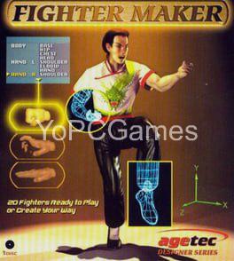 fighter maker poster