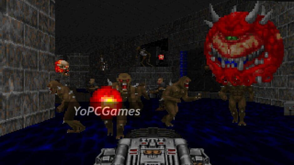 final doom screenshot 4
