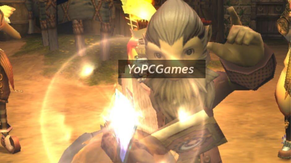 final fantasy: crystal chronicles screenshot 1