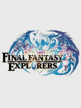 final fantasy: explorers cover