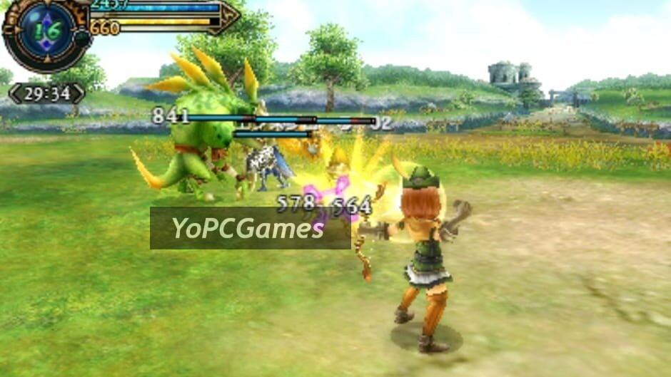 final fantasy: explorers screenshot 2