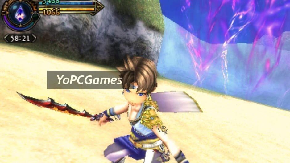 final fantasy: explorers screenshot 3