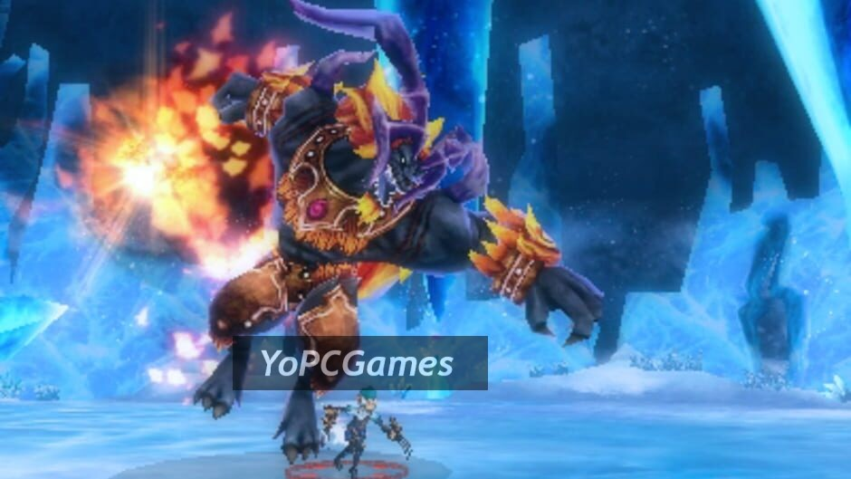 final fantasy: explorers screenshot 4