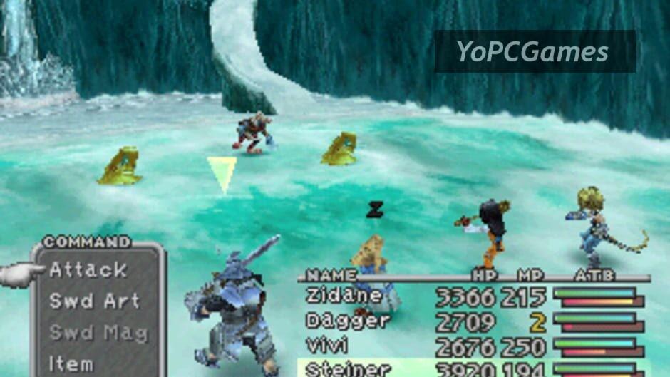final fantasy ix screenshot 3