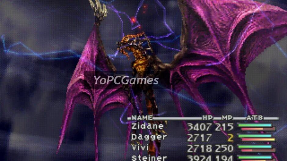 final fantasy ix screenshot 4