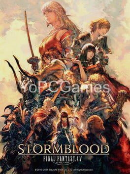 final fantasy xiv: stormblood pc