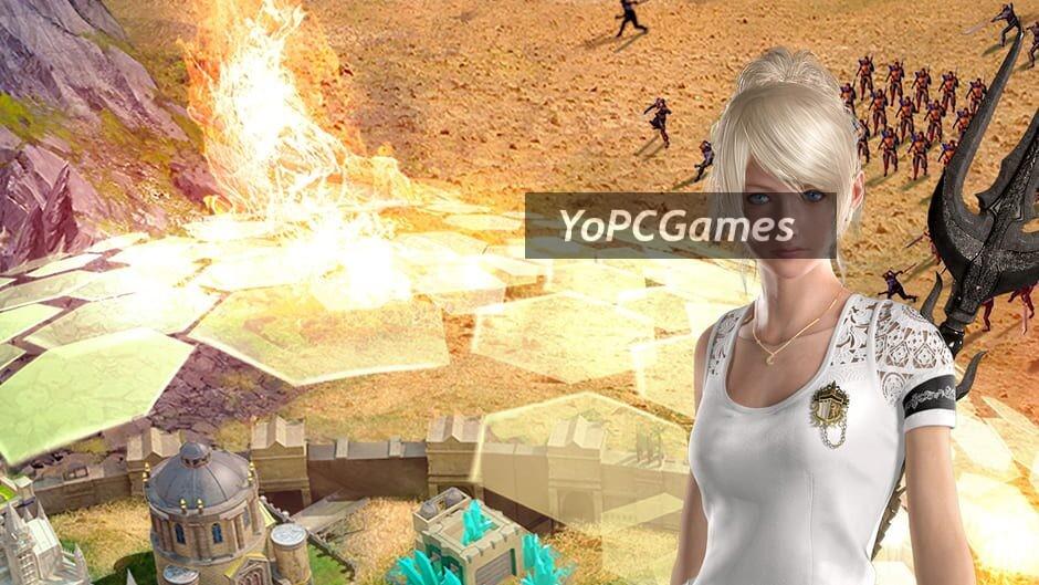 final fantasy xv: a new empire screenshot 4