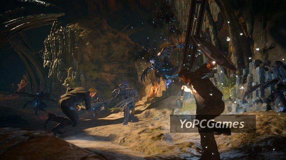 final fantasy xv: episode gladiolus screenshot 3