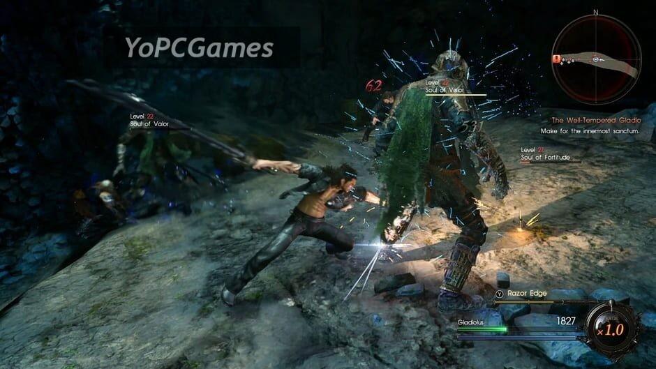 final fantasy xv: episode gladiolus screenshot 5