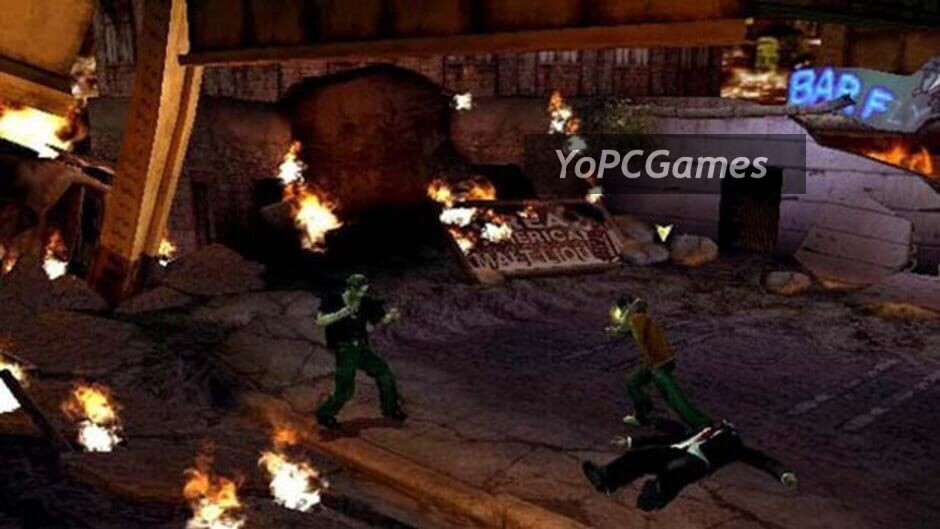final fight: streetwise screenshot 3