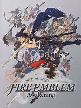 fire emblem: awakening poster