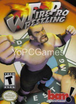 fire pro wrestling poster