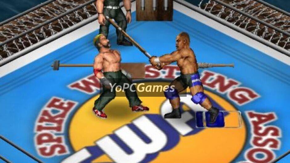 fire pro wrestling screenshot 1