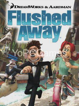flushed away pc game