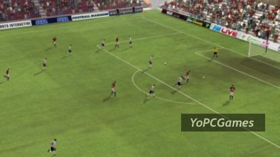 football manager 2011 screenshot 1