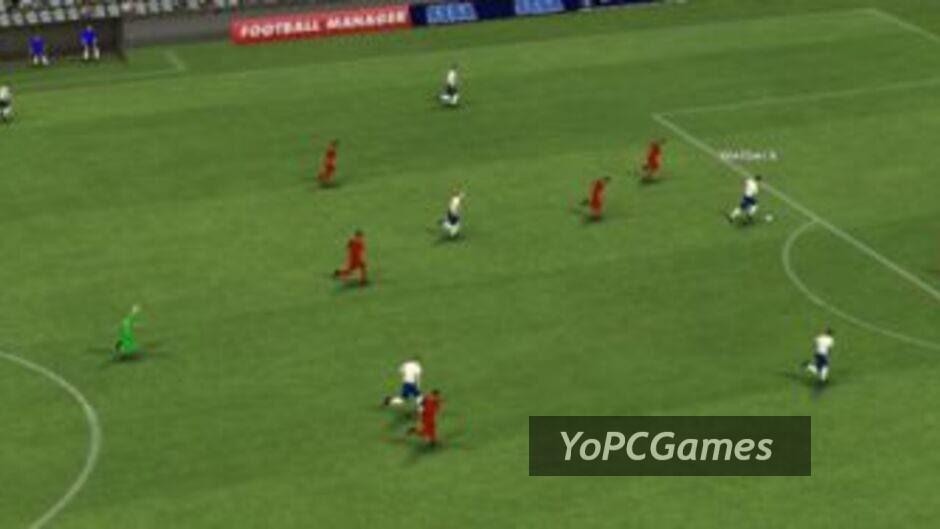 football manager 2012 screenshot 1