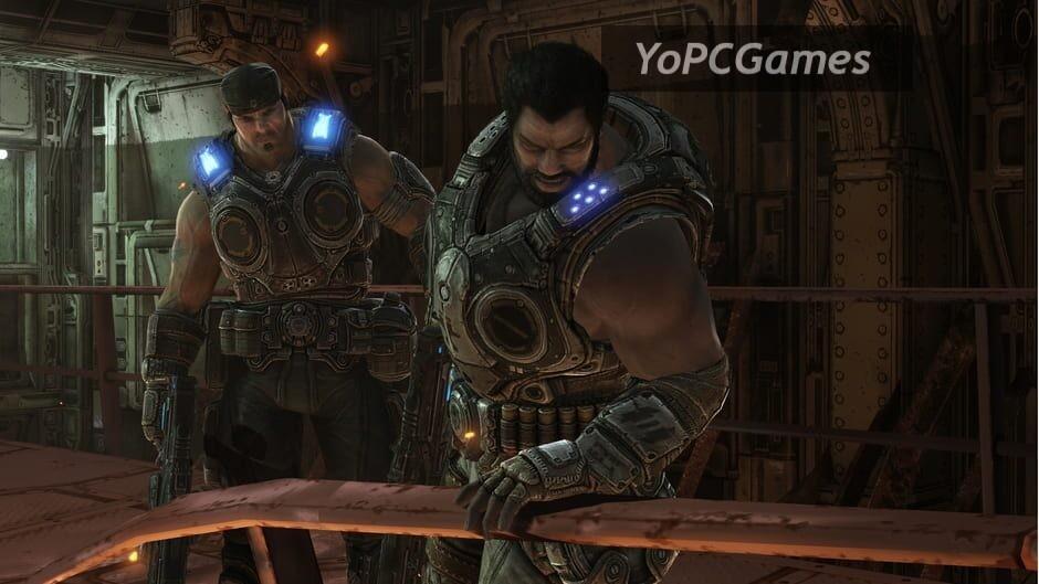 gears of war 3 screenshot 1