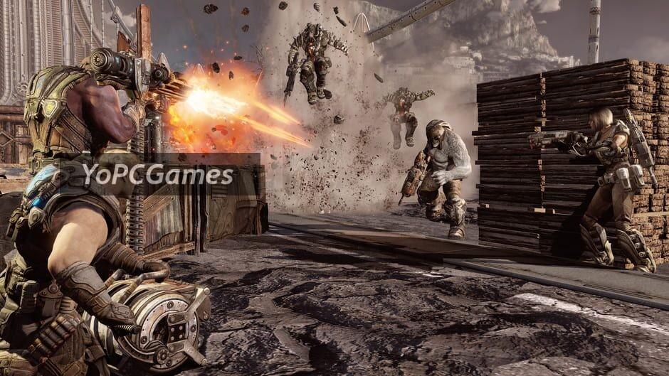 gears of war 3 screenshot 5