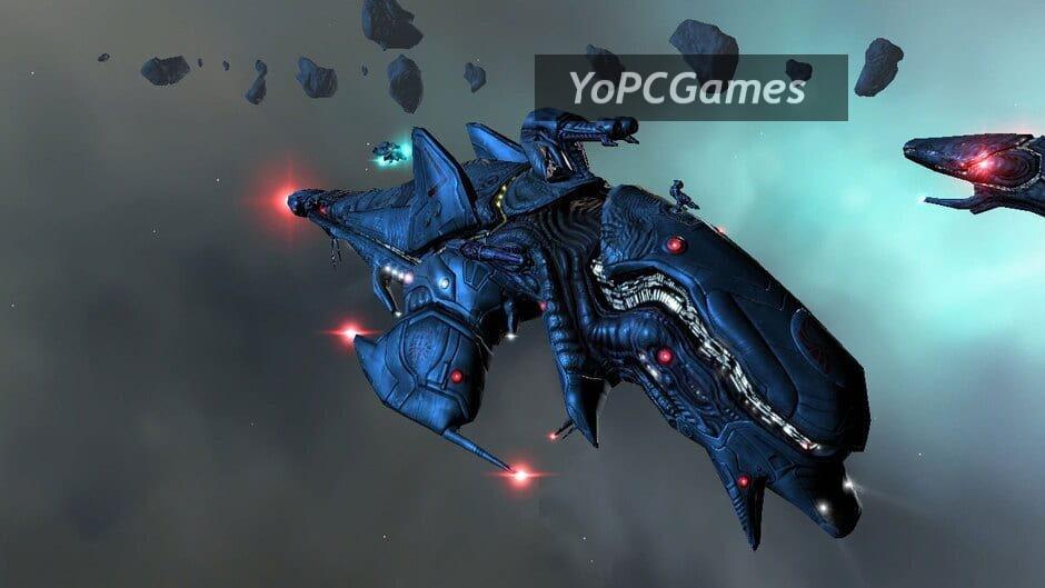 genesis rising screenshot 2