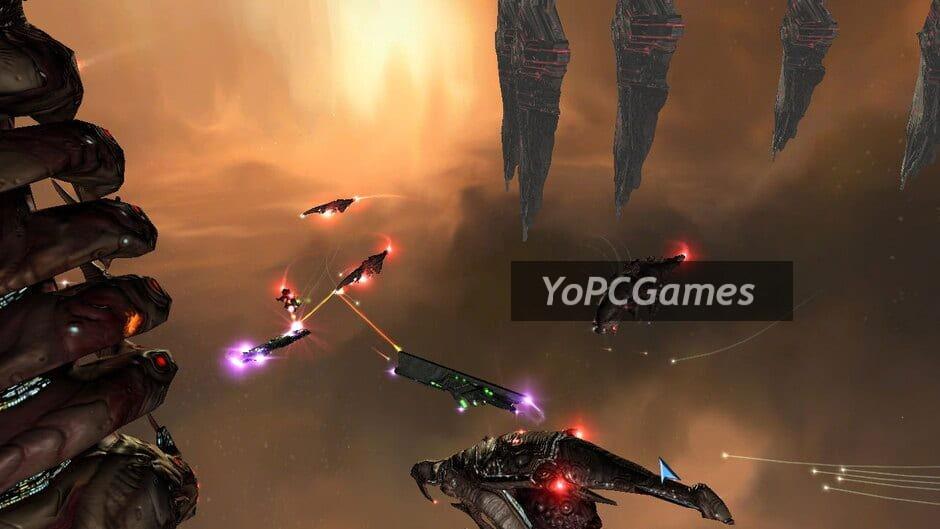 genesis rising screenshot 4