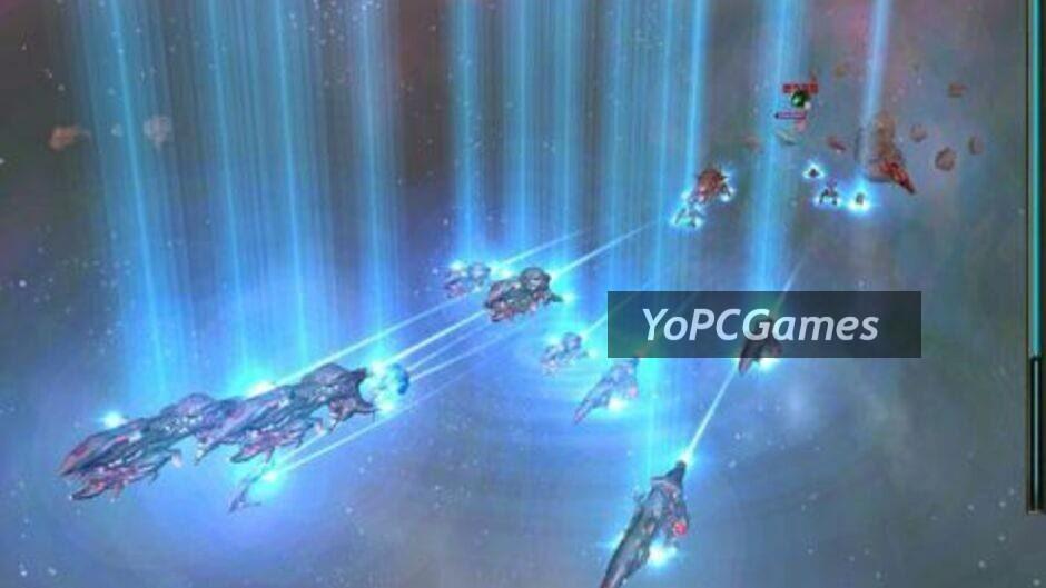 genesis rising screenshot 5