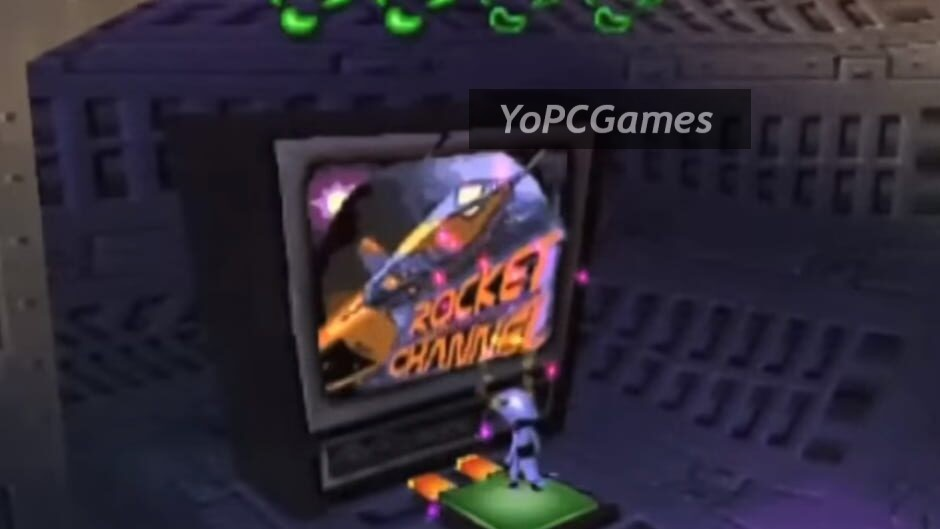 gex: enter the gecko screenshot 1