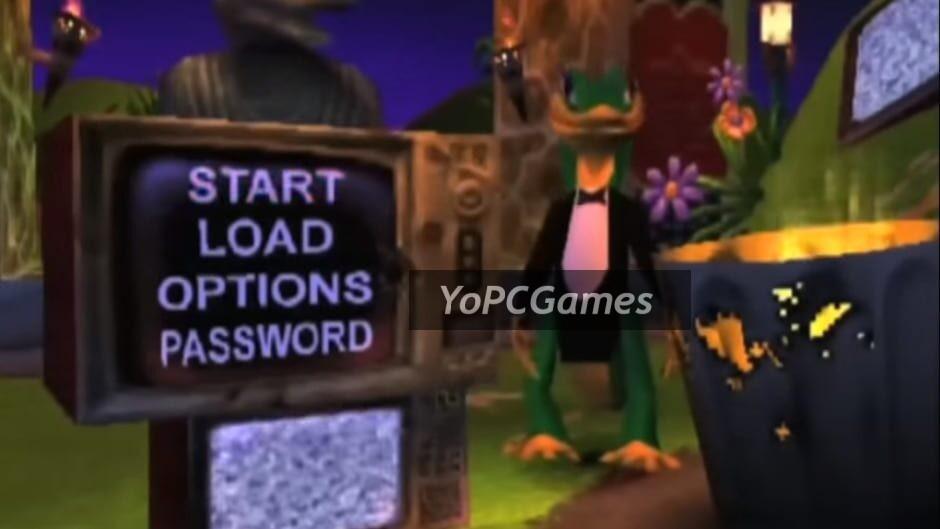 gex: enter the gecko screenshot 2