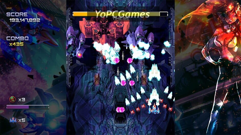 ghost blade hd screenshot 3