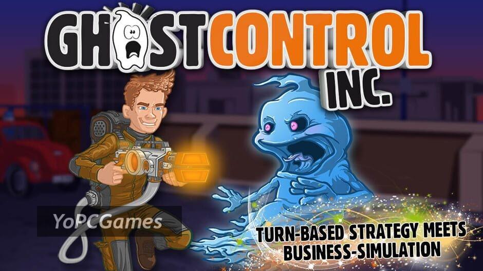 ghostcontrol inc. screenshot 1