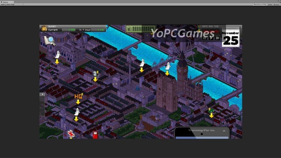 ghostcontrol inc. screenshot 5