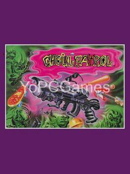 ghoul patrol poster