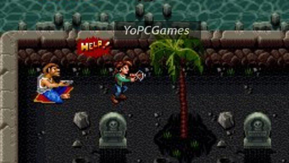ghoul patrol screenshot 1