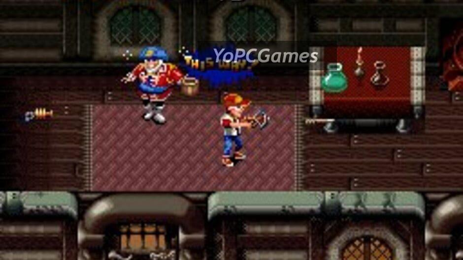 ghoul patrol screenshot 3