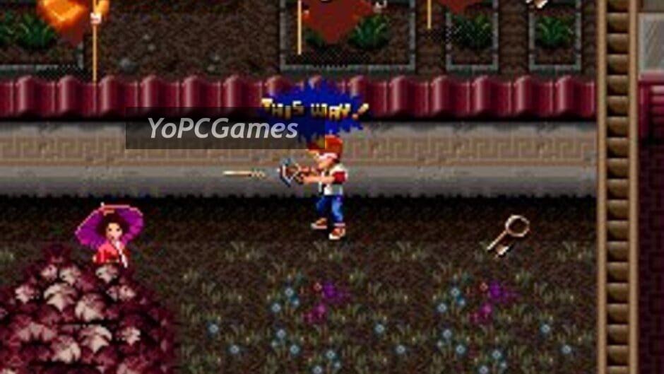 ghoul patrol screenshot 4