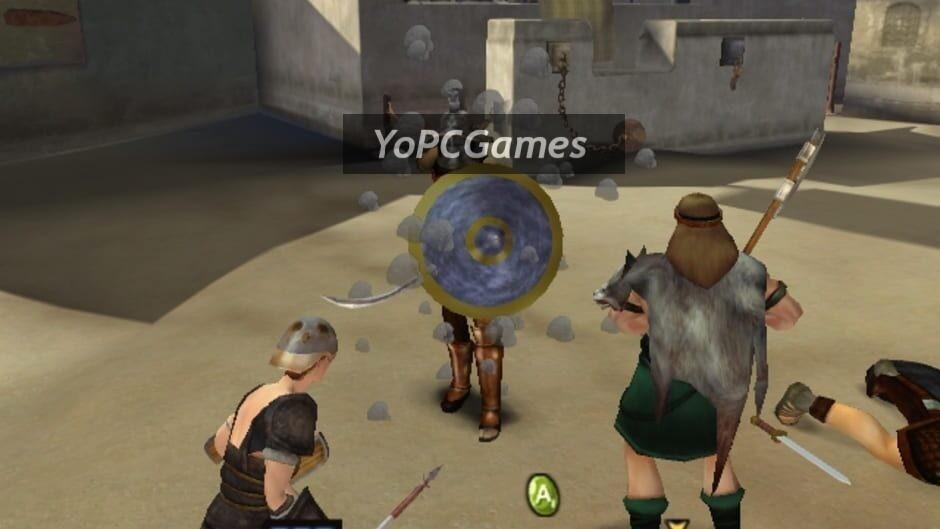 gladius screenshot 3