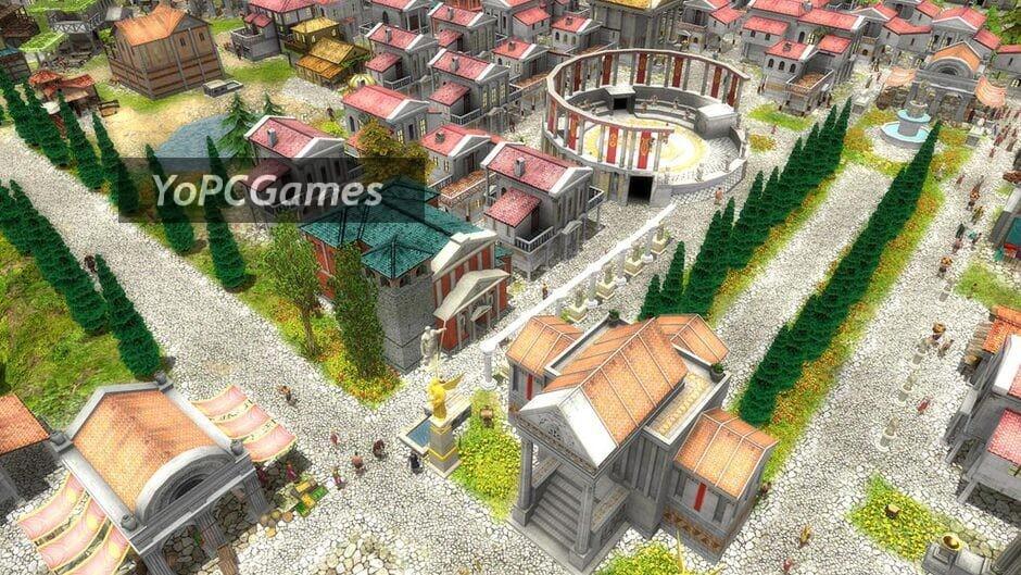 glory of the roman empire screenshot 2