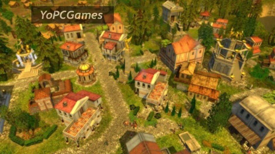 glory of the roman empire screenshot 3